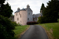 Duchray Castle & Stirling Castle