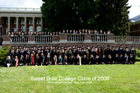 Class of 2008 - Two Line Caption