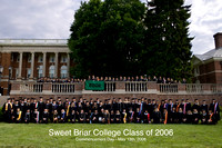 Class of 2006 with Two Line Caption